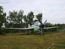 Fairey Gannet 01 by PsykoHilly