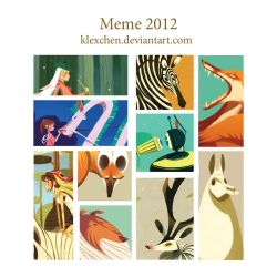 Meme 2012 by Canvascope