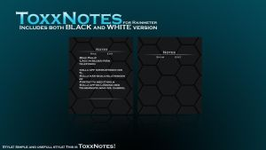 ToxxNotes by albinozz