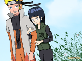 CM: The Hokage and His Wife by pepperlicious