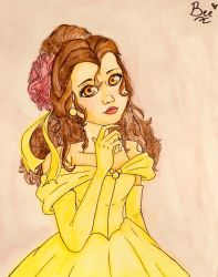 ~Belle~ by Diamond-Master