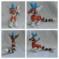 Atticus plush trade by Rap-Monstah