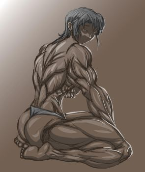 ANIME FBB by B9TRIBECA