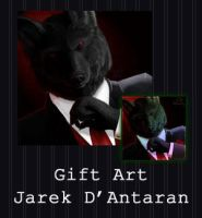 Jarek D'Antaran - Gift Art by PointyHat