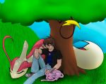 PKMN - Down time by HojoMcOjo