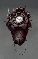 DH Pirate AU: The Heart of a living thing by coupleofkooks