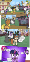 MLP:FiM - Shadows of the Past #12 by PerfectBlue97