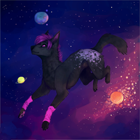 [redraw] galaxy by nerfusia