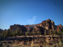 Smith Rock State Park by RCAmbriz