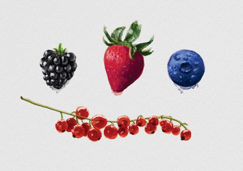 berry by aquaticmine