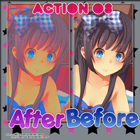 Action,O8'~By,PartyxGlam by PartyxGlam