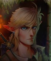 Realistic Link by EponaN64