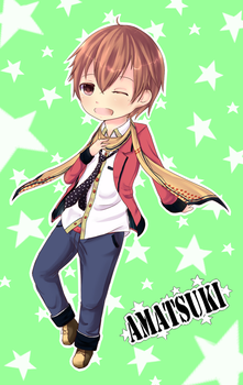 Amatsuki by WolfChagas