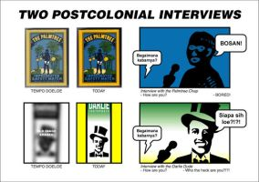 Two Post-Colonial Interviews by arispk