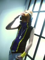 TWEWY - Neku by ArienGreenleaf