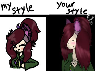 my style your style by NOTRandal0