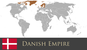 Greater Danish Empire by PrussianInk