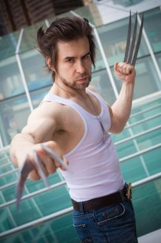 Your move, bub by Kenshiro-FDP