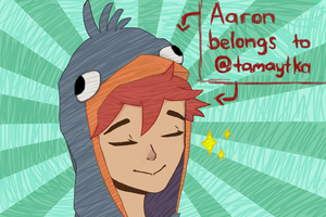 Aaron by MGMangMG