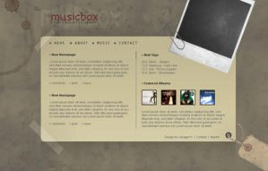 musicbox by theblackpixel