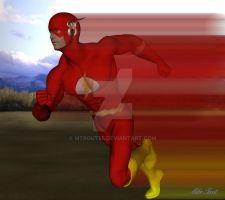 The Flash by mtrout65