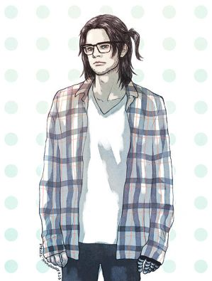 Cafe (Bucky Barnes x Reader) One shot by JunoTheAwesomeFiore on