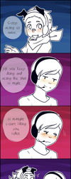 'STOP PLAYING WITH MY FEELINGS!!!' by Milk-Addicc