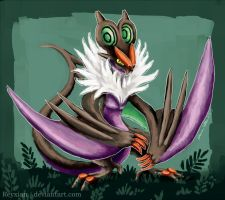 Noivern by Reyxian