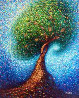 In the Tree by eddiecalz