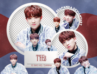 Pack Png #631 // The8 (SEVENTEEN) by BEAPANDA