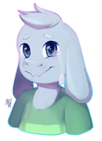 Azzy by RoseeQuartz