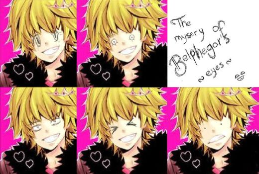 The many faces of Belphegor by Shori-Sama