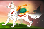 ~She who brought back the light in Nippon~ by CarameliaBriana