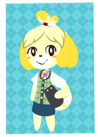 Isabelle by Damayra