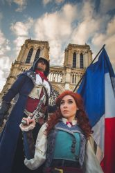 Arno and Elise - Assassin's Creed Unity by Dariocosplay