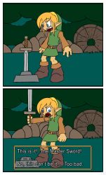 Master Sword? by SootToon