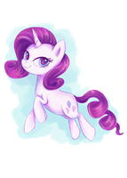 Rarity by TheBowtieOne