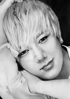 Yesung of SUPER JUNIOR, Kpop by Mim78
