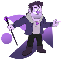 Crystal Pines- Stan-methyst by Orangephoenix6