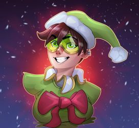 Tracer Christmas by Puekkers