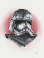 Captain Phasma by MollyThomas