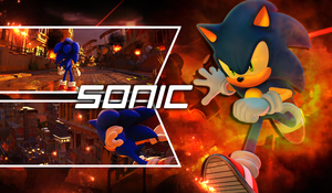 Sonic Forces Wallpaper by TheBlazyPics