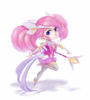 Star Guardian Lux by DavidPan