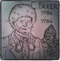 C. Baker - Call the Doctor W.I.P by MCASEY92