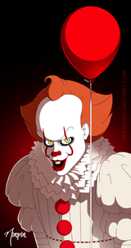Pennywise by Ninpin