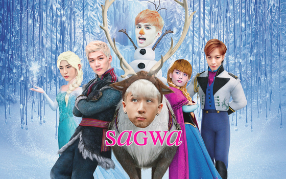 Vixx - Frozen by SwagSagwa