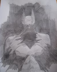 Dark Knight by NewEnglandSong