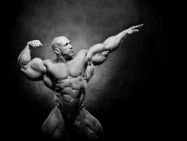 Muscle Vision by n-o-n-a-m-e