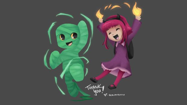 League of Legends: THANK YOU! by scriptKittie