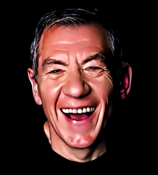 Sir Ian Mckellen by donvito62